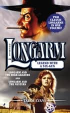 Longarm Double #4 ebook by Tabor Evans