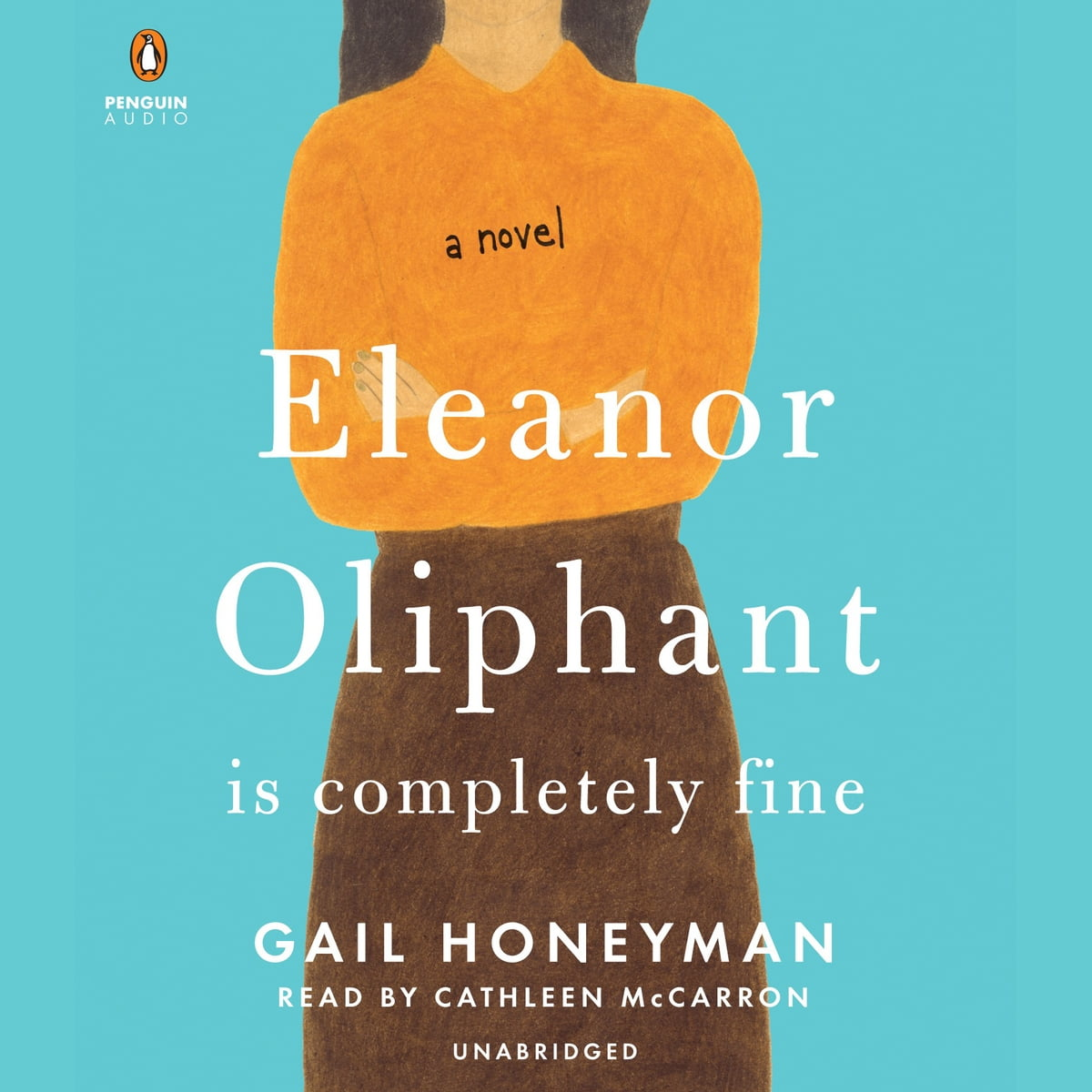 management degree judging a book by its cover the top the design book Original Eleanor Oliphant is Completely Fine Cover via Pamela Dorman Books.