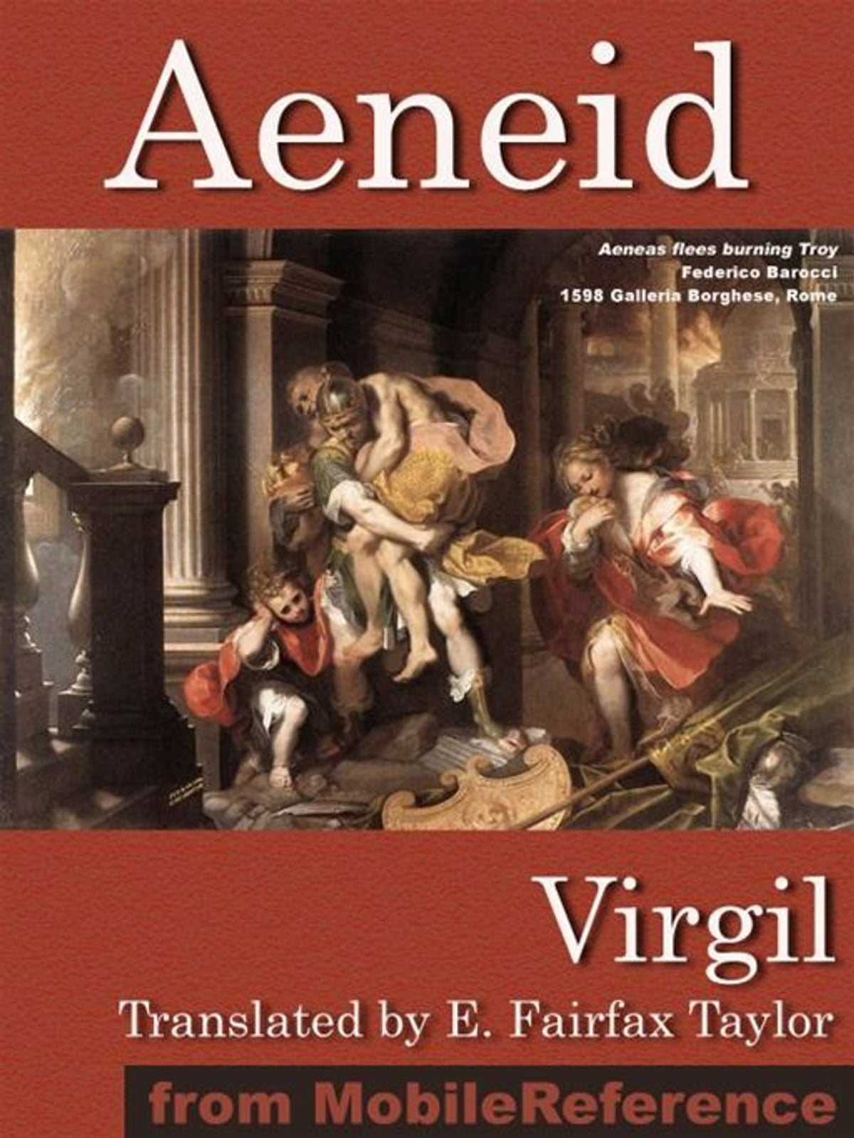 the aeneid The aeneid is virgil's masterpiece a great price for an ancient classic publisher: wordsworth editions ltd anybody needs to read this, regardless if you like poetry or not very well written, this poem is a classic, the writing style here is very unique | ebay.