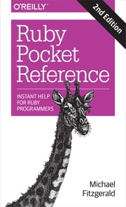 Ruby Pocket Reference ebook by Michael Fitzgerald