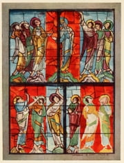 Stained Glass of the Middle Ages in England and France ebook by Hugh Arnold, Lawrence B. Saint, Illustrator