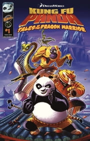 Kung Fu Panda v.1 電子書籍 Quinn Johnson, Keith  DeCandido