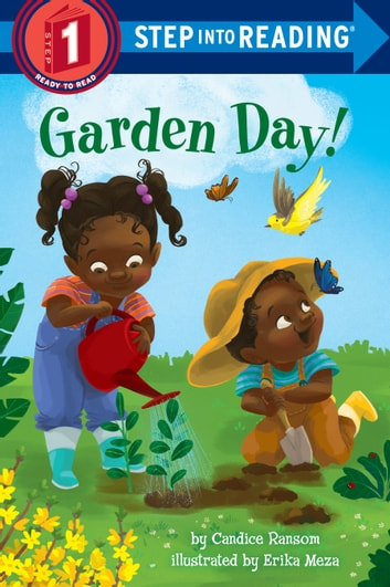 Garden Day! ebook by Candice Ransom