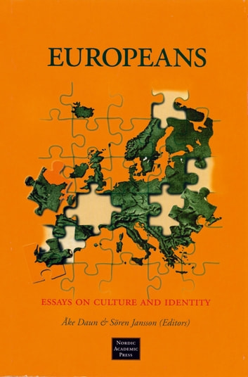 Europeans: Essays on Culture and Identity ebook by