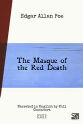 The Masque of the Red Death (with audio) - Read-aloud eBook with English audio narration for language learning ebook by Edgar Allan Poe
