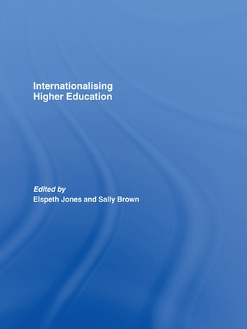 Internationalising Higher Education ebook by