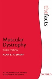 Muscular Dystrophy ebook by Alan E.H. Emery