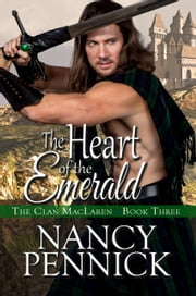 The Heart of the Emerald ebook by Nancy Pennick