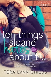Ten Things Sloane Hates About Tru ebook by Tera Lynn Childs