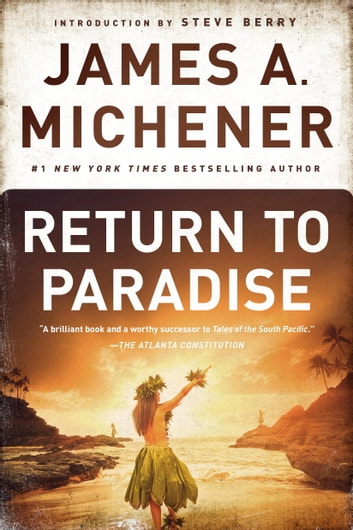Return to Paradise - Stories ebook by James A. Michener