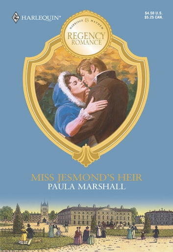 Miss Jesmond's Heir ebook by Paula Marshall