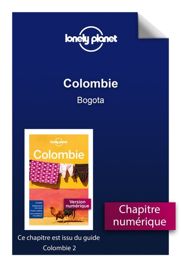 Colombie - Bogota eBook by LONELY PLANET FR