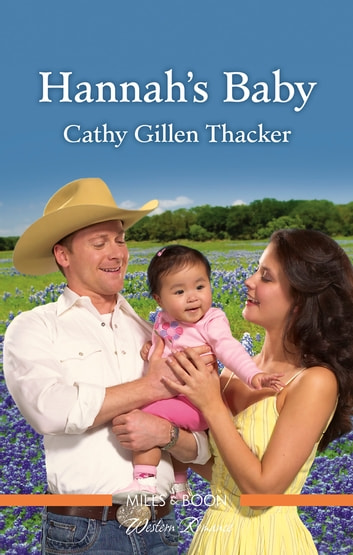 Hannah's Baby ebook by Cathy Gill Thacker