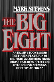 The Big Eight ebook by Mark Stevens