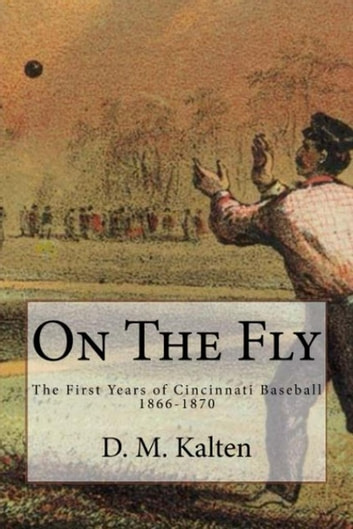 On the Fly: The First Years of Cincinnati Baseball 1866-1870 ebook by D. M. Kalten