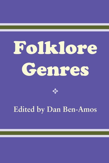 Folklore Genres ebook by