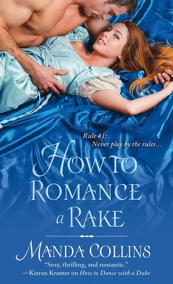 How to Romance a Rake ebook by Manda Collins