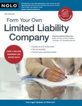 Form Your Own Limited Liability Company ebook by Anthony Mancuso