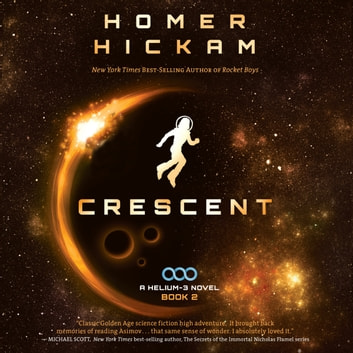 Crescent audiobook by Homer Hickam