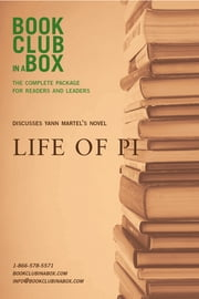 Bookclub-in-a-Box Discusses Yann Martel's novel, Life of Pi: The Complete Guide for Readers and Leaders ebook by Marilyn Herbert
