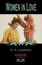 Women in Love 電子書 by D. H. Lawrence