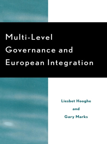 analysis of multi level governance and the Ing of the complex development towards global multi-level governance to join hands in offering our diminished multi- ''a carefully researched analysis of.