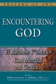 Encountering God - God Merciful and Gracious—El Rachum V'chanun ebook by Rabbi Lawrence A. Hoffman, PhD
