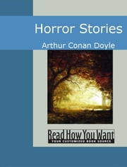 Horror Stories ebook by Arthur Conan Doyle