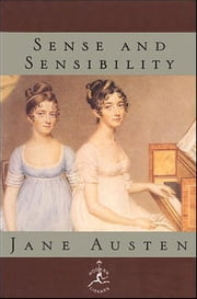 Sense and Sensibility - (A Modern Library E-Book) ebook by Jane Austen