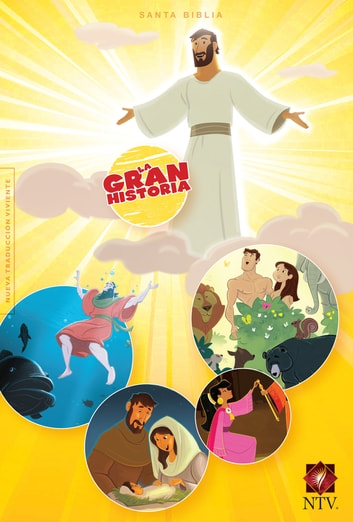 NTV La Gran Historia: Biblia Interactiva ebook by Heath McPherson