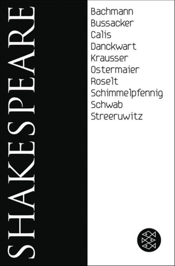 Shakespeare - Variationen ebook by William Shakespeare,Plinio Bachmann,Gabriella Bußacker,Nuran David Calis,Gesine Danckwart,Helmut Krausser,Albert Ostermaier,Jens Roselt,Roland Schimmelpfennig,Werner Schwab,Marlene Streeruwitz