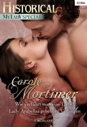 Historical MyLady Spezial Band 2 ebook by Carole Mortimer