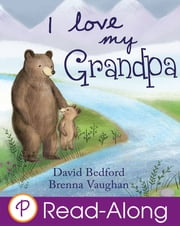 I Love My Grandpa ebook by David Bedford