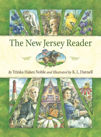 The New Jersey Reader ebook by Trinka Hakes Noble