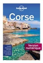 Corse 15 ebook by LONELY PLANET FR