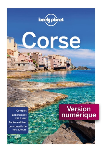 Corse 15 ebook by Planet Lonely