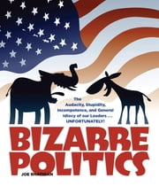 Bizarre Politics - The Audacity, Stupidity, Incompetence, and General Idiocy of our Leaders . . . Unfortunately! ebook by Joe Rhatigan