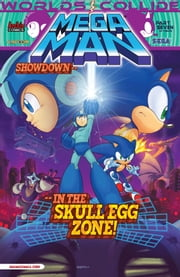 "Mega Man #26 ebook by Ian Flynn, Patrick ""SPAZ"" Spaziante, Tracy Yardley!, Terry Austin, Thomas Mason, Jack Morelli"
