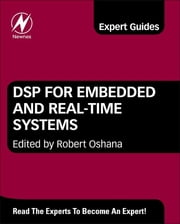 DSP for Embedded and Real-Time Systems eBook by Robert Oshana