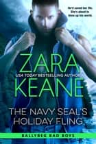 The Navy SEAL's Holiday Fling ebook by Zara Keane