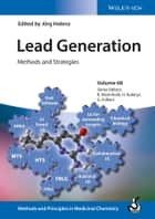 Lead Generation ebook by Raimund Mannhold,Hugo Kubinyi,Gerd Folkers,Jörg Holenz