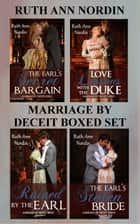 Marriage by Deceit Boxed Set ebook by