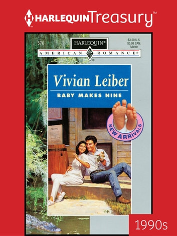 Baby Makes Nine ebook by Vivian Leiber