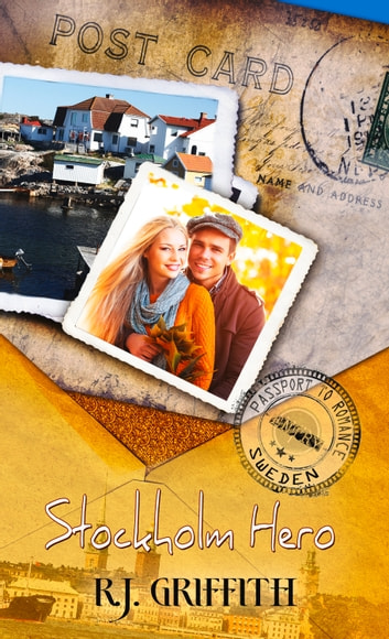 Stockholm Hero ebook by R.J.  Griffith