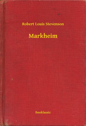 Markheim ebook by Robert Louis Stevenson