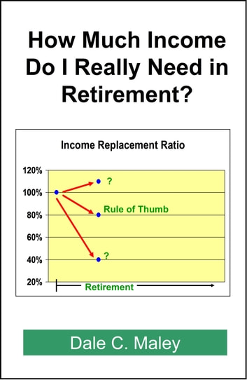 How Much Income Do I Really Need in Retirement? ebook by Dale Maley -  Rakuten Kobo