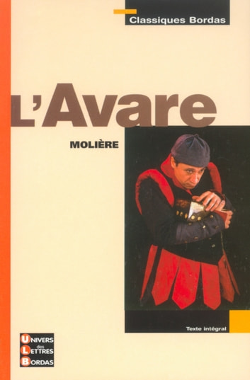 L'avare ebook by Molière,Jean Hartweg