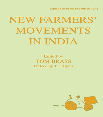 New Farmers' Movements in India ebook by