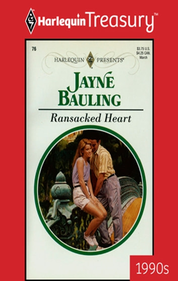 Ransacked Heart ebook by Jayne Bauling