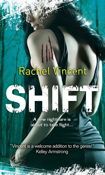 Shift ebook by Rachel Vincent